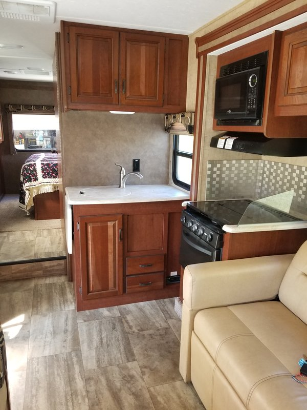 2015 Forest River Sunseeker 2860DS Ford