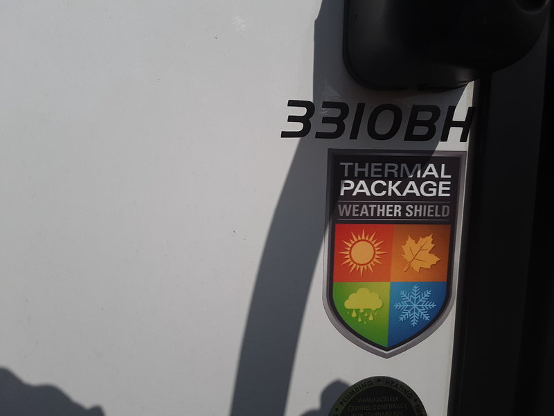 2018 Highland Ridge RV Open Range Ultra Lite 3310BH