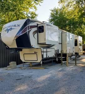 2019 Heartland Bighorn 3970RD