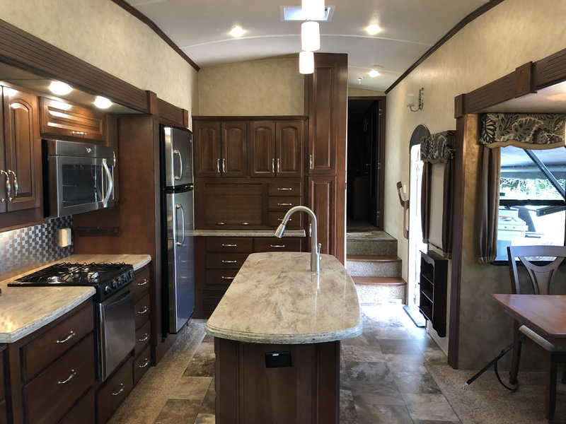 2014 Forest River Cedar Creek 36CKTS