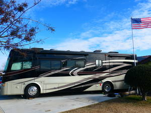 2010 Tiffin Phaeton 36QSH