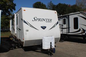 2011 Keystone Sprinter 255RKS
