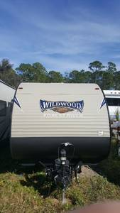 2018 Forest River Wildwood FSX 180RT