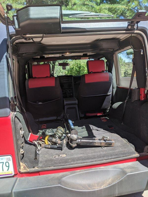 2009 Jeep Wrangler 2-door Sport