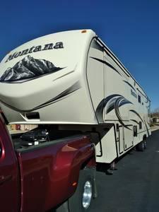 2014 Keystone Montana Paramount 3402RL