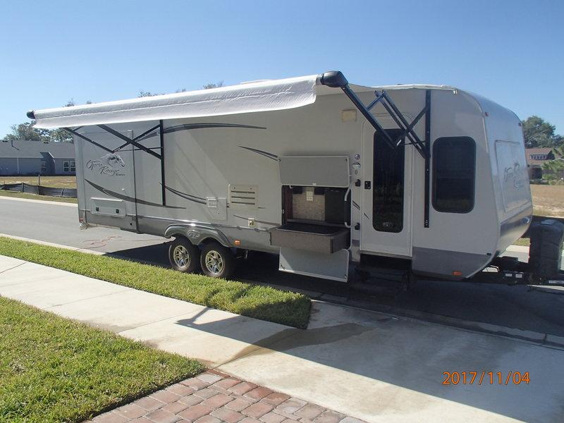 2012 Open Range Roamer 281FLR