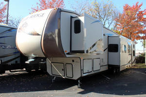 2012 Forest River Blue Ridge 3710BH
