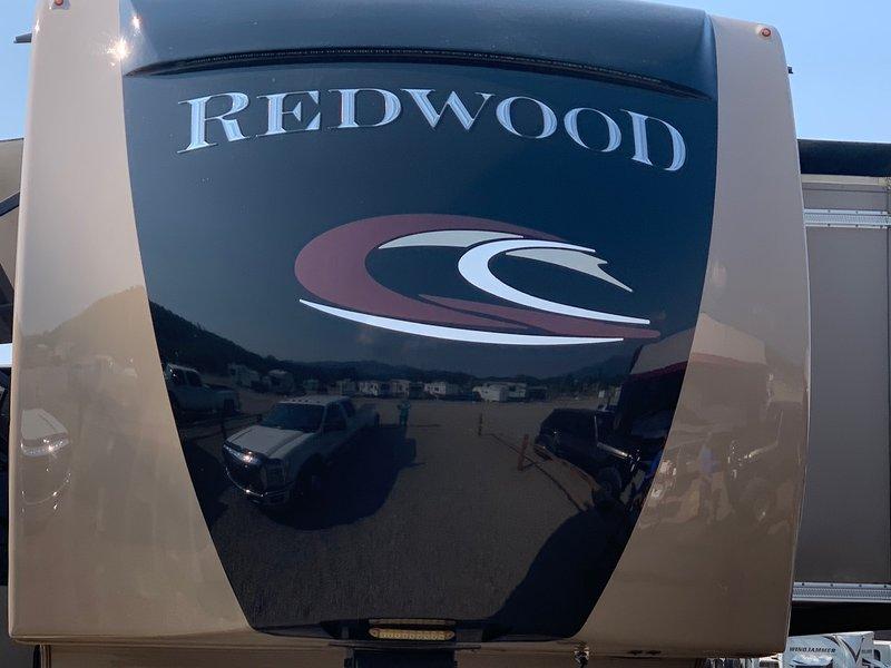2014 Redwood RV Redwood 36RL
