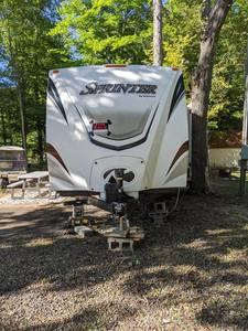 2015 Keystone Sprinter 316BIK