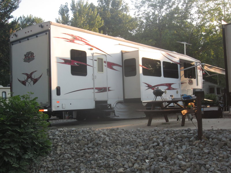 2010 Forest River XLR XLF40X12