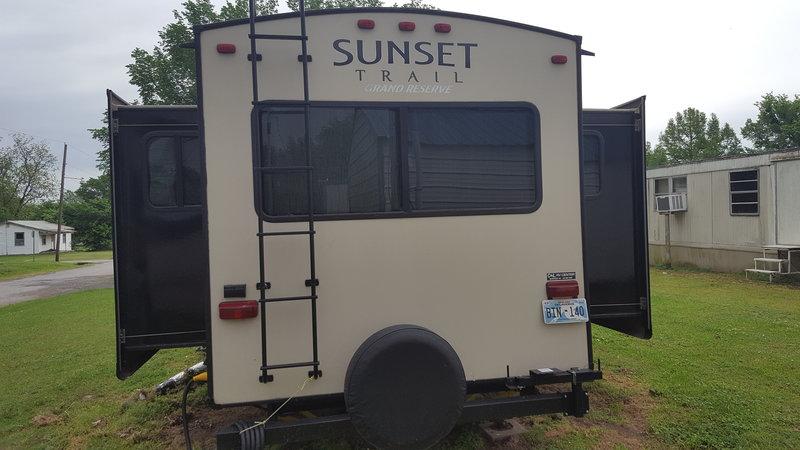 2016 CrossRoads Sunset Trail Grand Reserve ST32RE16