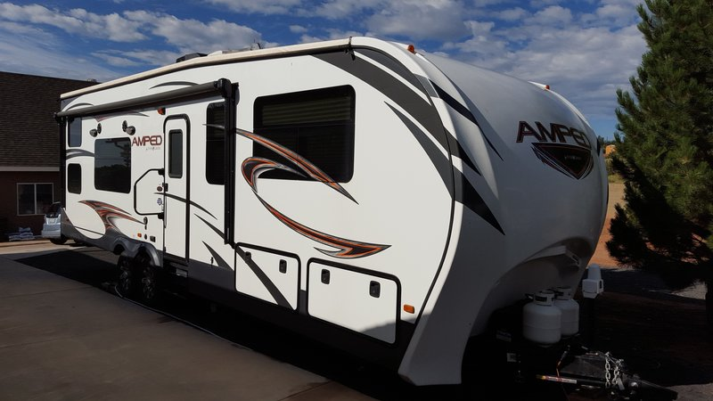 2014 EverGreen Amped TH28FS