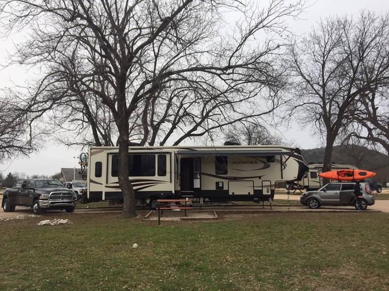 2018 Heartland Bighorn 3870FB