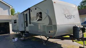2016 Highland Ridge RV Open Range 272RLS