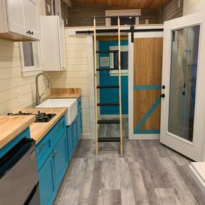 2021 Davis Tiny Homes  20DAVISSHED