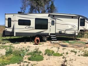 2017 Keystone Cougar 333MKS