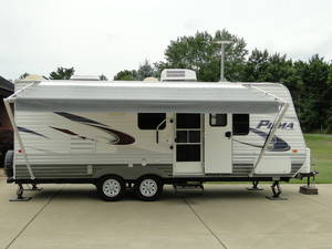 2011 Palomino Puma by Forest River 21-RBS
