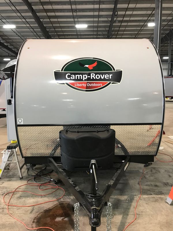 2019 Liberty Outdoors Camp Rover RVX