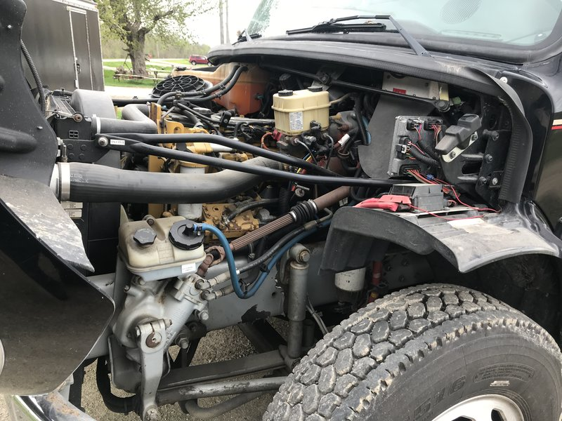 2005 Freightliner SportChassis M2