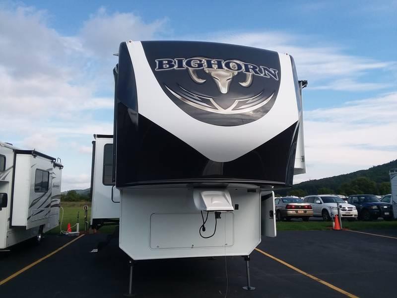 2016 Heartland Bighorn 3160EL