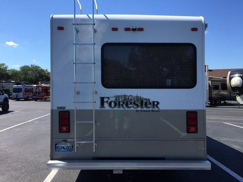 2014 Forest River Forester 3011DS