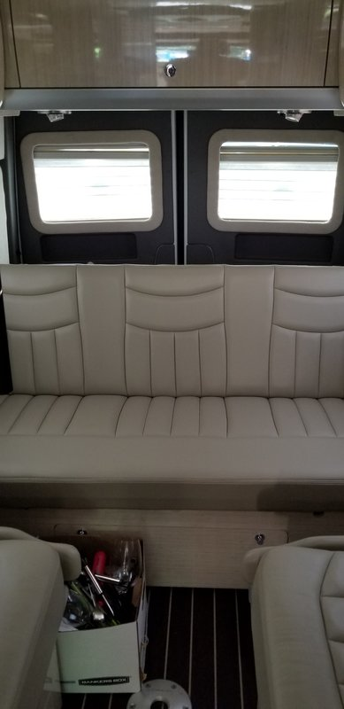 2014 Airstream Interstate Lounge EXT