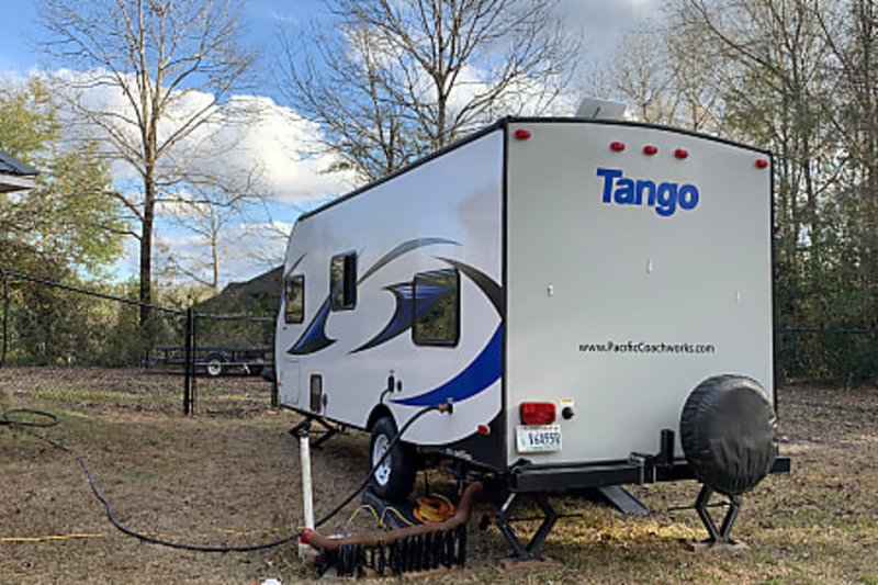 2016 Pacific Coachworks Tango 16 BB