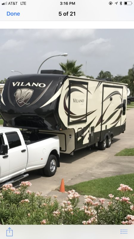 2017 Vanleigh RV Vilano 325RL