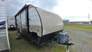 2016 Forest River Cherokee Grey Wolf 26BH