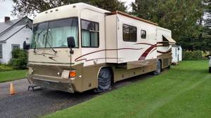 2000 Country Coach Allure Deschutes