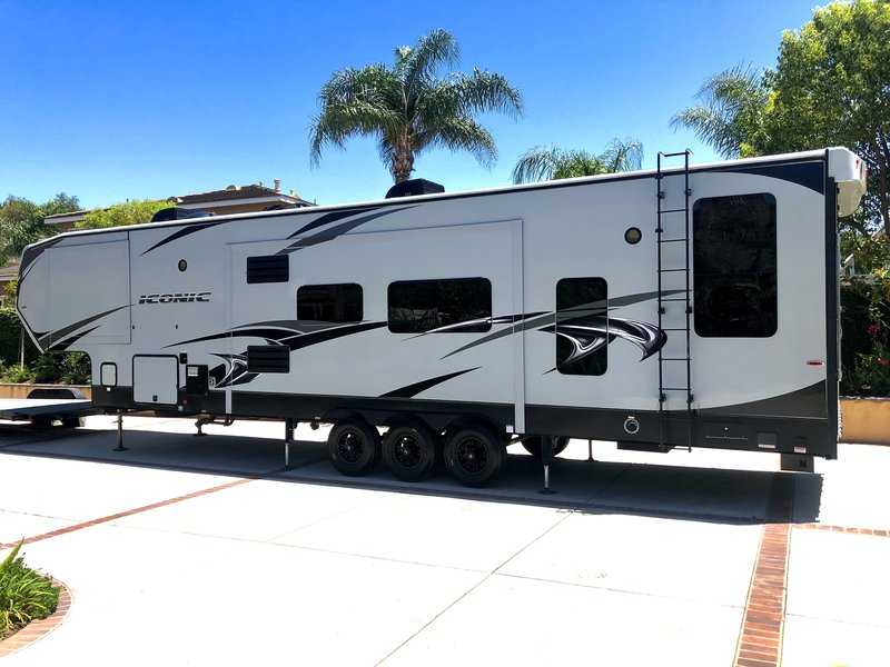 2018 Eclipse Iconic 35ikg plus 3'