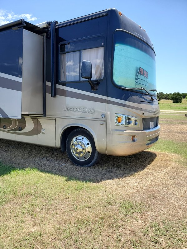 2011 Forest River Georgetown 378TS