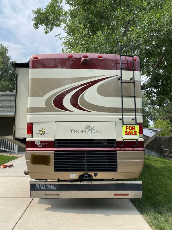 2007 National RV Tropical T-340