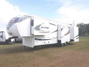 2011 Keystone Alpine 3450RL
