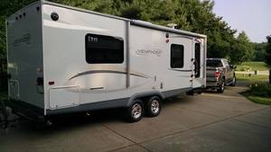 2011 Cruiser RV Viewfinder 24SD