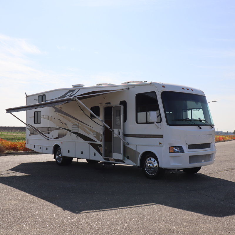 2008 Damon Outlaw 3611, Class A - Gas RV For Sale By Owner ...