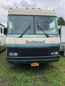 1993 Forest River Rockwood 37