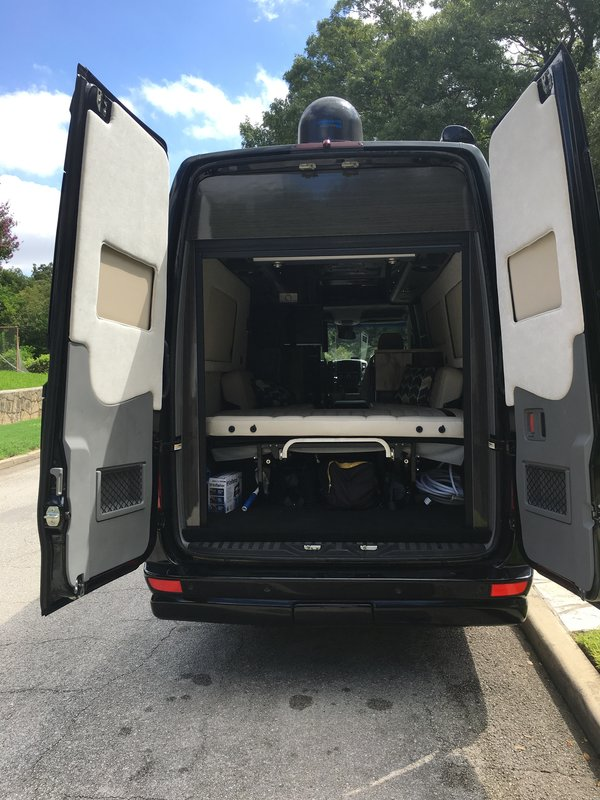2017 Airstream Interstate 3500