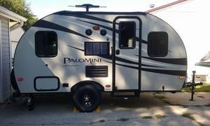 2016 Palomino Palomini 132FD