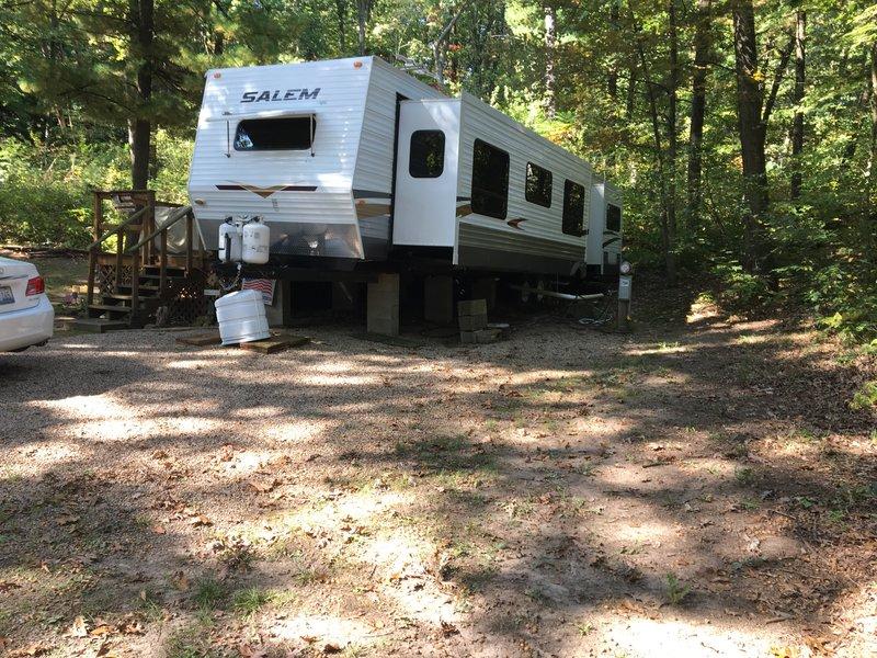 2008 Forest River Salem 39FKDS