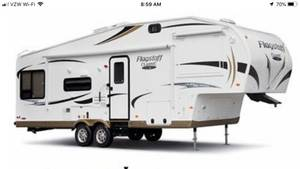 2012 Forest River Flagstaff Classic Super Lite 8528RKWS