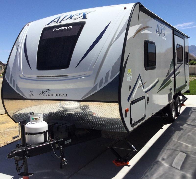 2019 Coachmen Apex Nano 213RDS