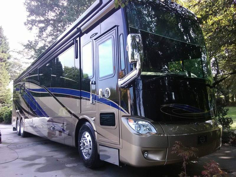 2017 Tiffin Allegro 45op Class A Diesel Rv For Sale By
