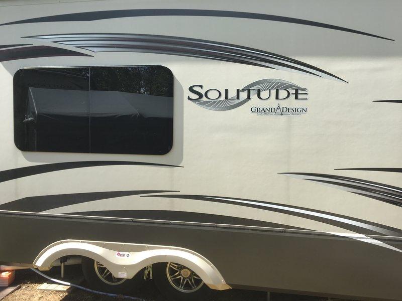2014 Grand Design Solitude 368RD