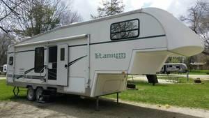 2002 Glendale RV Titanium 29E34