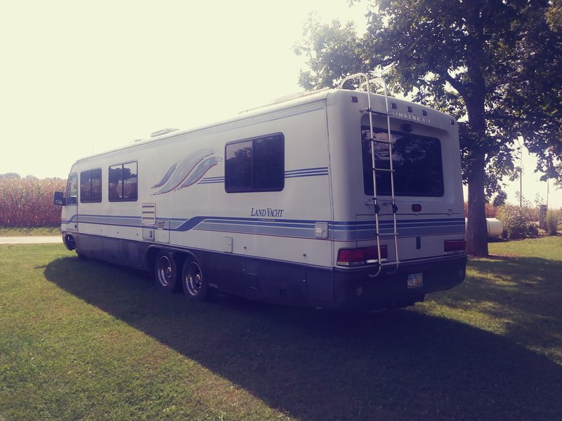 1994 Airstream Land Yacht 36 Class A Gas Rv For Sale By