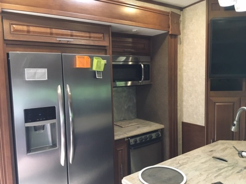 2016 Highland Ridge RV Open Range 3X 427BHS