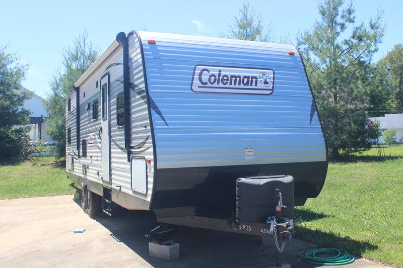 2016 Coleman Coleman Lantern cts295qb