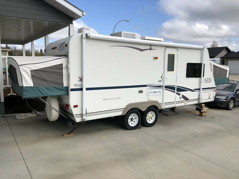 Used Travel Trailers For Sale By Owner >> 2003 R-Vision Bantam Trail lite, Travel Trailers - Hybrid ...