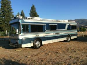 1990 Bluebird Wanderlodge 3607SP